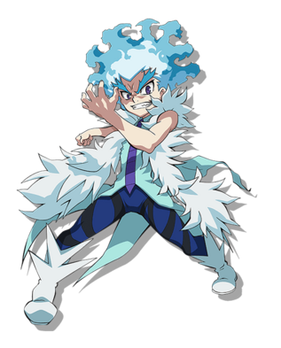 Lui Shirasagijo Beyblade Wiki Fandom Powered By Wikia
