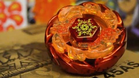 "BEYBLADE Sol Blaze V145AS - THE ""HOTTEST"" BEY UNBOXING ベイブレードVS太陽 Movie"