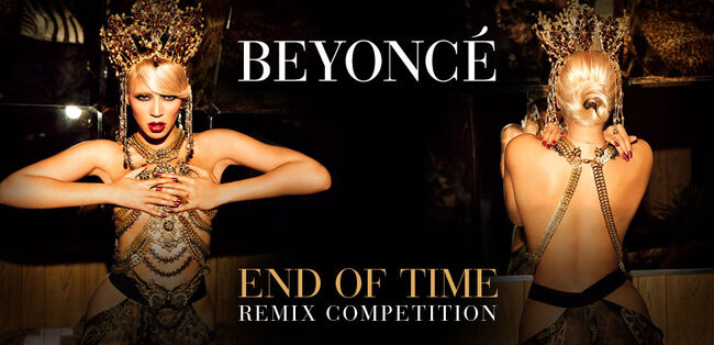 End of Time Remix Contest Header