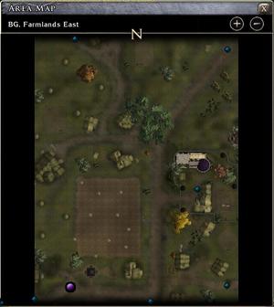 Wolf Hides Map