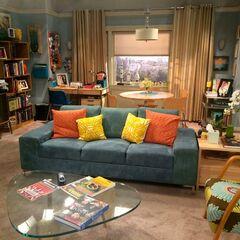 Apartment 4b The Big Bang Theory Wiki Fandom Powered