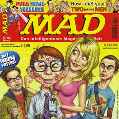 MAD Magazine, TBBT parody version