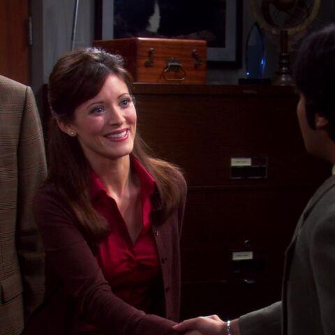 Raj meets Catherine Millstone.