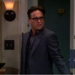 Leonard doesn't understand Sheldon's