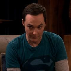 Sheldon after revealing Leonard's secret bank account.