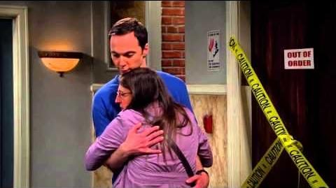 The Big Bang Theory - I Want You to Come With Me