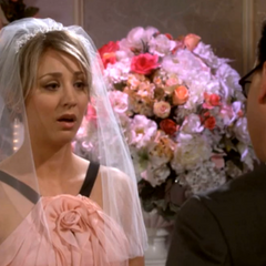 Penny loved Leonard's vows.