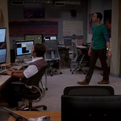 The telescope lab.
