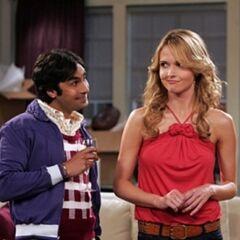 Raj and Alicia.
