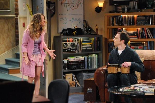 File:The Werewolf Transformation Sheldon, Penny and bongos.jpg