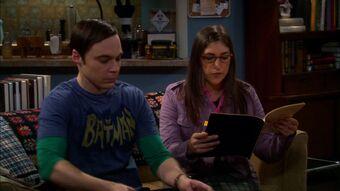 Sheldon&amy