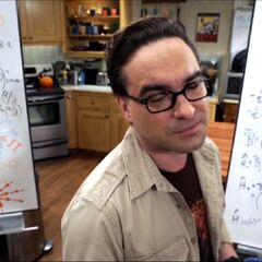 Sheldon: This is your best friend Leonard.
