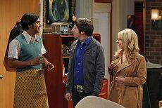 BBT - Raj, Howard and Bernadette