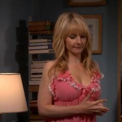 Sexy Bernadette.