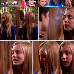 Penny asks the guys a Brady Bunch trivia question and Kaley has played Marcia in the behind-the-scenes movie Growing Up Brady.