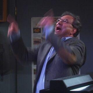 Professor Crawley rant.