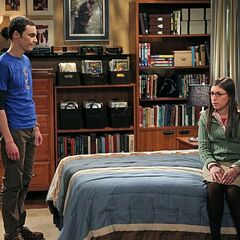 Sheldon, will be ever be intimate?