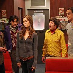 Publicity photo of the cast.
