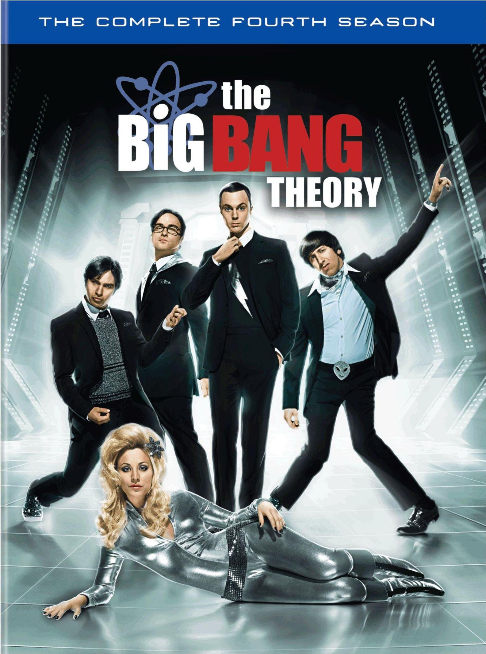 Big Bang Theory Staffel