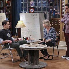 Leonard and Penny decide to sleep over a few nights a week with Sheldon.