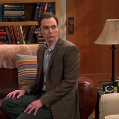 Sheldon you are half-human like Spock.