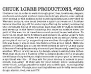 Chuck Lorre's Vanity Plate from -1-