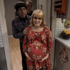 Raj filming the parents return home.
