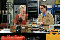 TBBT 6x5 The Holographic Excitation Penny and Leonard
