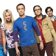 The TBBT cast of season 7.