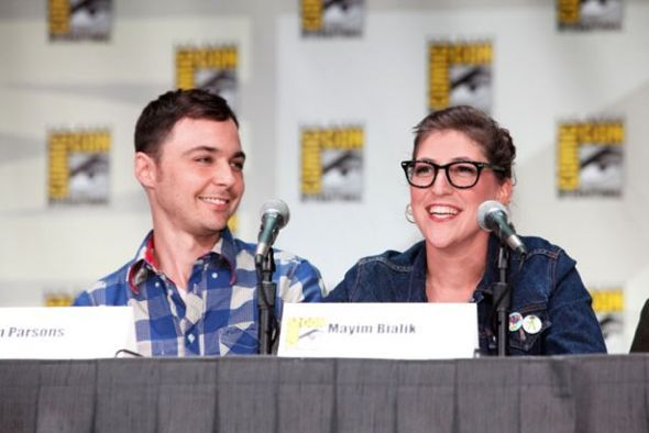 File:Jim & Mayim.jpg