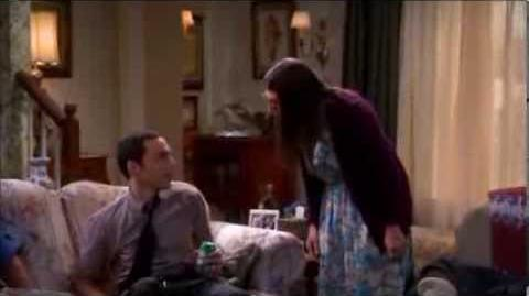Sheldon spanking Amy - The Big Bang Theory