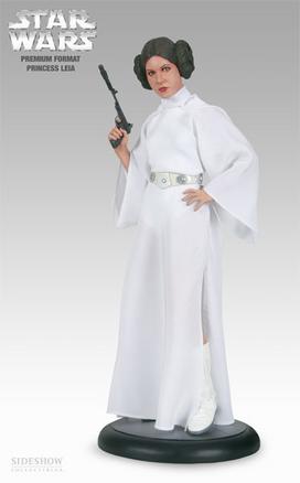 Princess Leia Sideshow Premium Format Figure