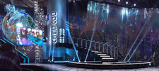 BBCAN5 Stage