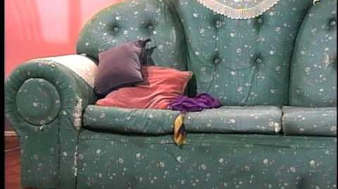 """The Big Comfy Couch - Season 2 Ep 3 - """"Wobbly"""""""