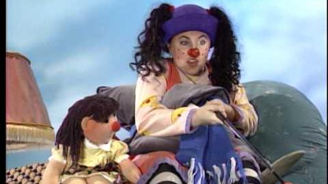 """The Big Comfy Couch - Season 1 Ep 7 - """"Something's Fishy Around Here"""""""