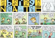 Big Nate Comic strip Dated May-10-2015.