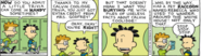 Big Nate Comic strip Dated May-9-2015.