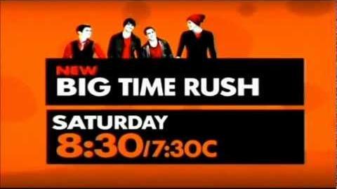 Big Time Rush - Backstage Rush Promo