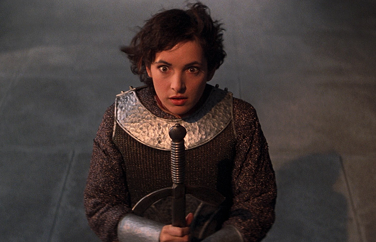 Joan of Arc  Bill and ted Wiki  FANDOM powered by Wikia