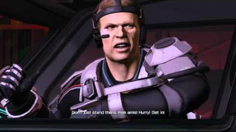 Binary Domain- Walkthrough Chapter 3-1- HD