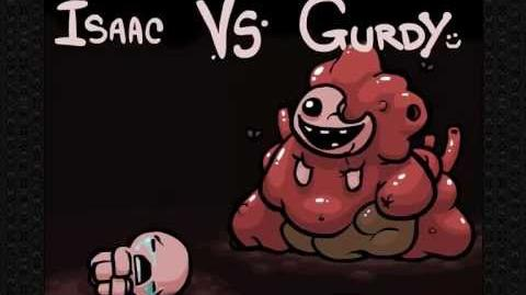 The Binding Of Isaac GURDY
