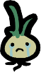 The Sad Onion Icon