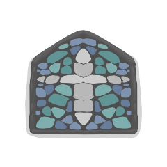 Cathedral window version 1