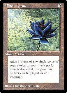 black lotus deutsch