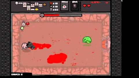 The Binding of Isaac - Secret New Boss - The Headless Horseman