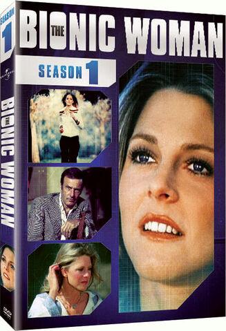 File:TheBionicWoman S1 DVD.jpg