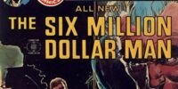 The Six Million Dollar Man (comic book)
