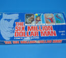 The Six Million Dollar Man (Board Game)
