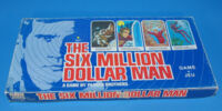 The Six Million Dollar Man (Board Game)