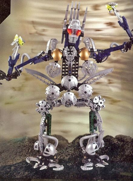bionicle how to build female
